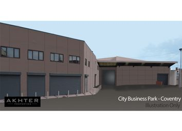 Thumbnail Light industrial to let in 223-225 Stoney Stanton Road, Coventry