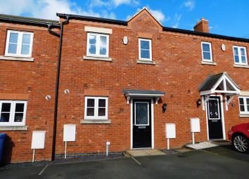Thumbnail 3 bed terraced house for sale in St. Johns Square, Uttoxeter