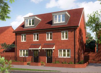 """Thumbnail 3 bed property for sale in """"The Beech v1"""" at Hadham Road, Bishop's Stortford"""