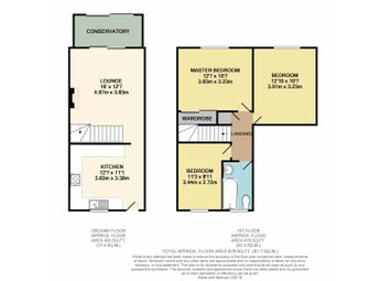 3 bed terraced house for sale in West Street, Enderby LE19