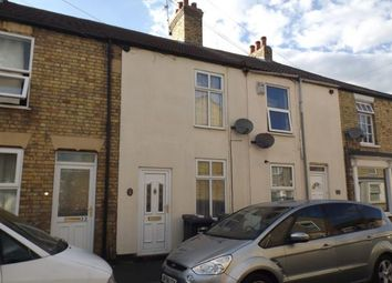 Thumbnail 2 bed terraced house for sale in Bedford Street, Peterborough