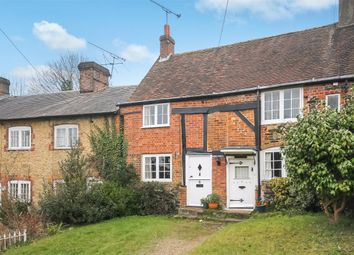 Thumbnail 2 bed terraced house to rent in Wolfs Row, Limpsfield, Surrey