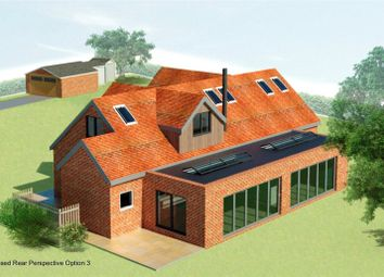 Thumbnail 3 bed detached house for sale in The Avenue, Compton, Guildford, Surrey