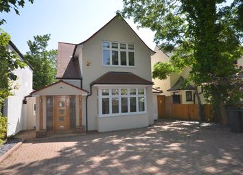 Thumbnail 4 bedroom detached house for sale in Oakington Avenue, Wembley, Middlesex.
