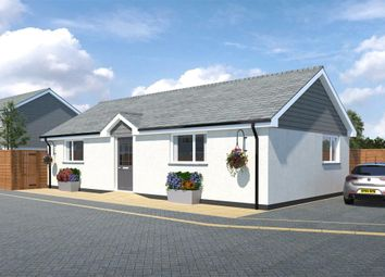 Thumbnail 2 bed detached bungalow for sale in Rosevear Meadows, Bugle, St. Austell, Cornwall