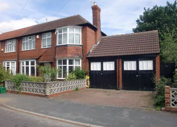 Thumbnail 3 bed semi-detached house to rent in Braemar Road, Town Moor, Doncaster, South Yorkshire