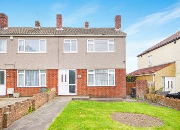 Thumbnail 3 bed end terrace house for sale in Kingsway, Kingswood, Bristol