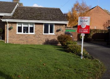 Thumbnail 2 bed semi-detached bungalow for sale in Cedar Close, Ashbourne