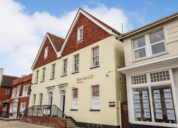 Thumbnail 3 bed flat for sale in High Street, Burnham-On-Crouch