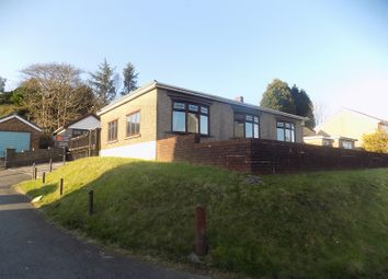 Thumbnail 3 bed semi-detached bungalow for sale in Brynteg Street, Bryn, Port Talbot, Neath Port Talbot.