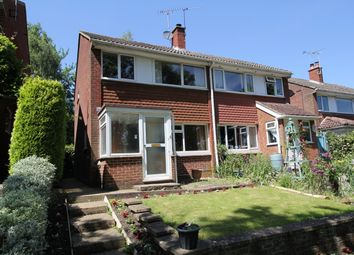 Thumbnail 3 bedroom semi-detached house for sale in Kellynch Close, Alton, Hampshire