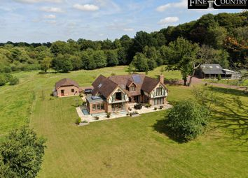 Thumbnail 5 bed equestrian property for sale in Swissland Hill, Dormans Park, Surrey