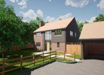 Blenheim House, Goose Farm, Broad Oak, Canterbury CT2. 4 bed detached house for sale
