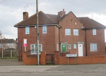 Thumbnail 3 bed semi-detached house for sale in Lordens Hill, Dinnington, Sheffield