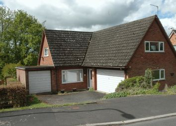 Thumbnail 4 bed detached house for sale in Wallis Close, Osbaston, Monmouth