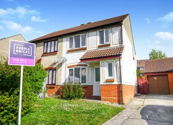 Thumbnail 2 bed semi-detached house for sale in Windmill Heights, Billericay