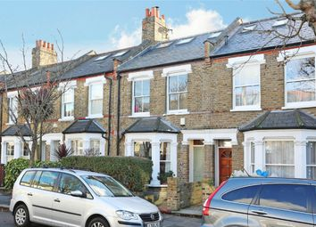 Thumbnail 3 bed terraced house for sale in Somerset Road, Bedford Park Borders, Chiswick, London