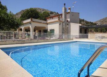 Thumbnail 4 bed villa for sale in Spain, Valencia, Alicante, Aspe