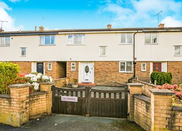 Thumbnail 3 bed terraced house for sale in Chaucer Road, Oswestry