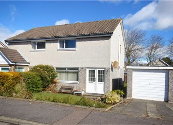 Thumbnail 3 bed semi-detached house for sale in 14, Crawford Gardens, St Andrews, Fife