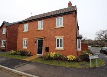 Thumbnail 4 bed detached house for sale in Baum Drive, Mountsorrel, Loughborough