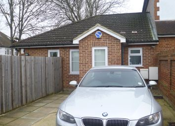 Thumbnail 1 bedroom detached bungalow to rent in Chapel Farm Road, London
