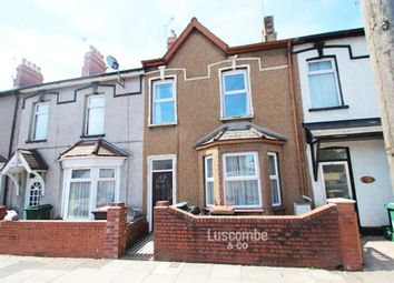 Thumbnail 5 bed terraced house to rent in Corporation Road, Newport