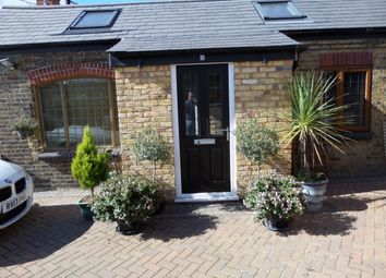 Thumbnail 2 bed detached bungalow to rent in Bridge Row, Cross Road, Croydon, Surrey