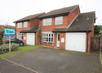 Thumbnail 4 bed detached house for sale in Springbank Way, Cheltenham