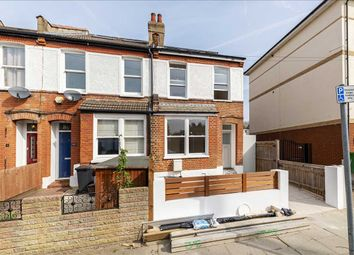 Thumbnail 4 bed end terrace house to rent in Effra Road, London