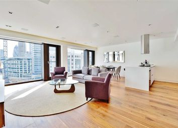 Thumbnail 3 bedroom flat for sale in Roman House, The City, London