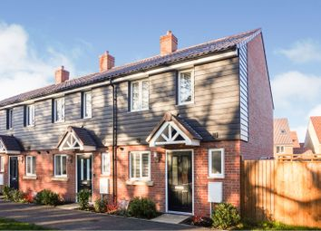 Thumbnail 2 bed end terrace house for sale in Everett Walk, Bishop's Stortford