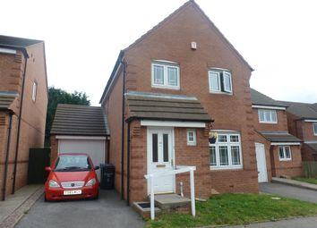 Thumbnail 3 bed detached house for sale in Aster Way, Walsall