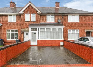 Thumbnail 3 bed terraced house for sale in Wyndhurst Road, Birmingham