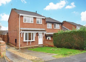 3 bed semi-detached house to rent in Timbersbrook Close, Oakwood, Derby DE21