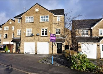 Thumbnail 4 bed semi-detached house for sale in Summerley Court, Bradford