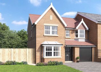 Thumbnail 4 bed semi-detached house for sale in Newton Drive, Baxenden, Accrington