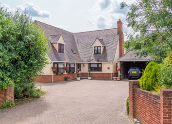 Thumbnail 5 bed detached house for sale in The Drays, Long Melford, Sudbury