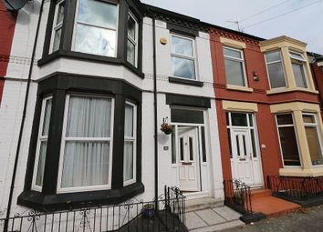 Thumbnail 3 bed terraced house for sale in Lambton Road, Liverpool, Merseyside