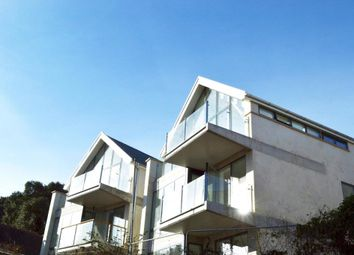 Thumbnail 2 bed flat for sale in Higher Trewidden Road, The Belyars, St Ives, Cornwall