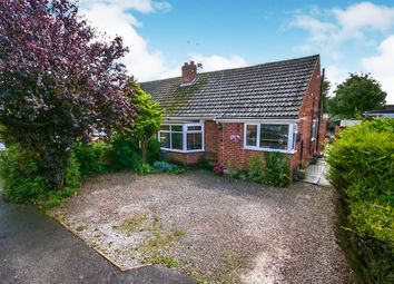 Thumbnail 3 bed semi-detached bungalow for sale in Murton Garth, Murton, York