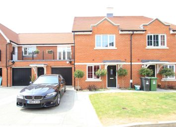 Thumbnail 3 bed terraced house to rent in Swallowtail Grove, Frimley, Camberley