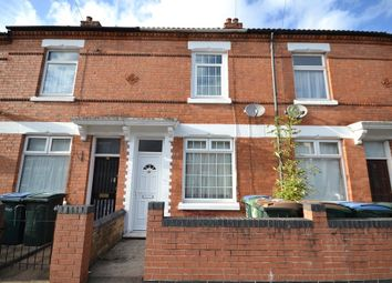Thumbnail 3 bed terraced house to rent in Somerset Road, Coventry