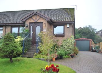 Thumbnail 2 bed semi-detached bungalow for sale in Pirleyhill Drive, Shieldhill, Falkirk