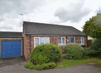 Thumbnail 2 bed detached bungalow for sale in Priory Lane, Scunthorpe