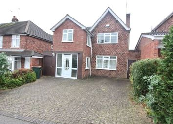 Thumbnail 4 bed detached house to rent in Lupton Avenue, Styvechale