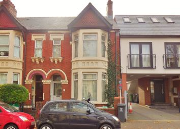 Thumbnail 5 bed terraced house for sale in Penylan Road, Roath, Cardiff