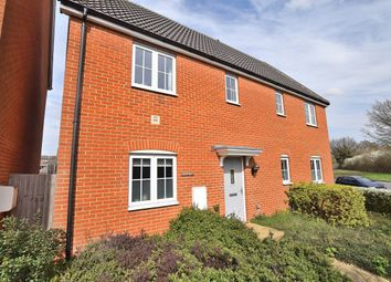 3 bed semi-detached house for sale in Livings Way, Stansted, Essex CM24