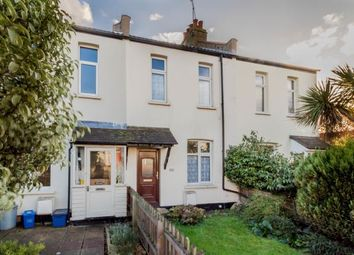 Thumbnail 2 bed terraced house for sale in Leigh-On-Sea, Essex, Uk