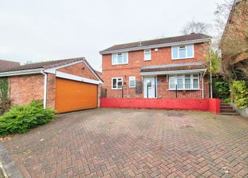 Thumbnail 4 bedroom detached house for sale in Brierfield Way, Mickleover, Derby